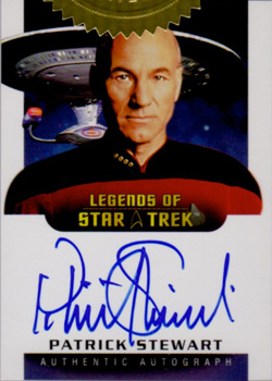LA2 Patrick Stewart - Legends