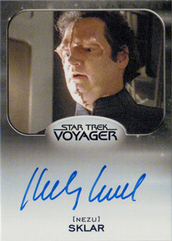 Autograph - Kelly Connell as Sklar