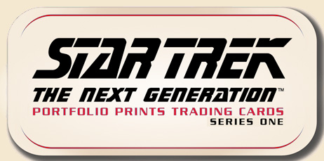 Star Trek TNG Portfolio Prints Series One