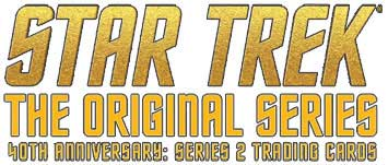 Star Trek The Orignal Series 40th Anniversary Series 2