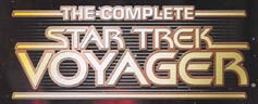 The Complete Star Trek Voyager