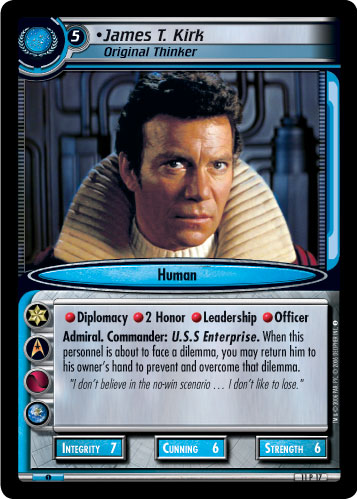 Wixiban Star Trek Card Game Guide Decipher Ccg 2e