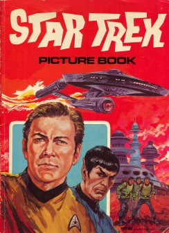 1973 Star Trek Picture Book