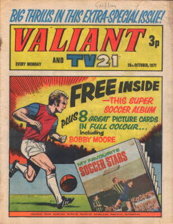Valiant and TV21 #1