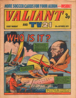 Valiant and TV21 #5