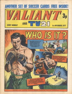 Valiant and TV21 #6