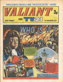 Valiant and TV21 #7