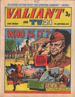 Valiant and TV21 #8