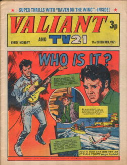 Valiant and TV21 #11