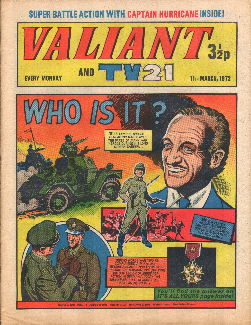 Valiant and TV21 #24