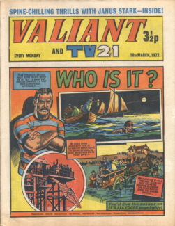 Valiant and TV21 #25