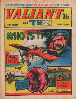 Valiant and TV21 #26