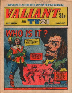 Valiant and TV21 #32
