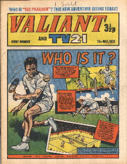 Valiant and TV21 #33