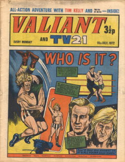 Valiant and TV21 #42