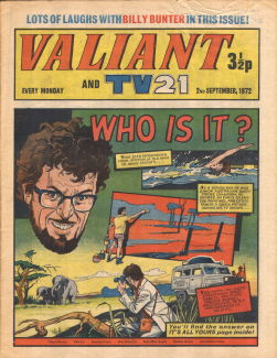 Valiant and TV21 #49