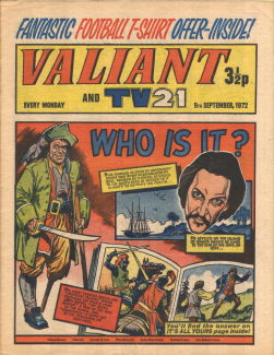 Valiant and TV21 #50