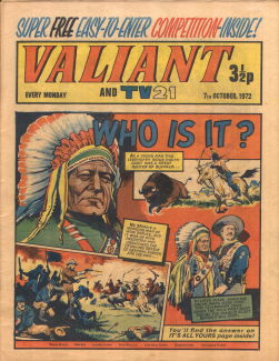 Valiant and TV21 #54