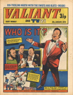 Valiant and TV21 #69