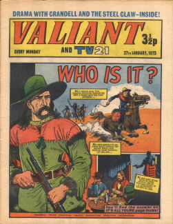 Valiant and TV21 #70