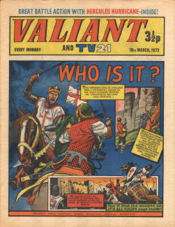 Valiant and TV21 #76