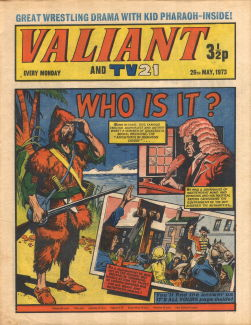 Valiant and TV21 #87