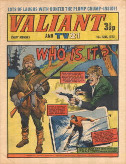 Valiant and TV21 #90