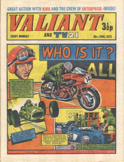 Valiant and TV21 #92