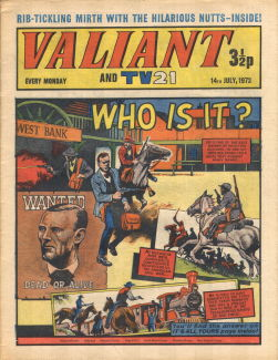Valiant and TV21 #94