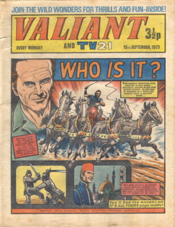 Valiant and TV21 #103