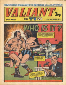 Valiant and TV21 #104