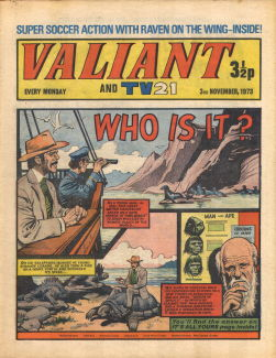 Valiant and TV21 #110