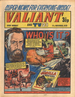 Valiant and TV21 #112