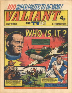 Valiant and TV21 #115
