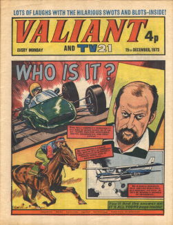 Valiant and TV21 #116