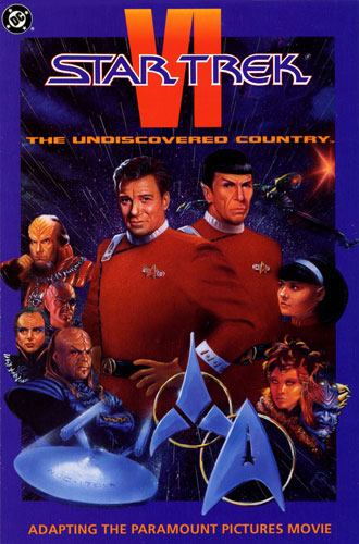 DC Star Trek VI TPB