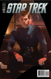 IDW Star Trek 2009 Movie #1RI