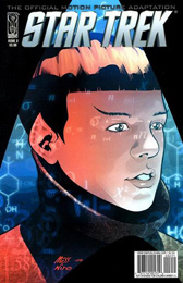 IDW Star Trek 2009 Movie #2