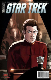 IDW Star Trek 2009 Movie #3
