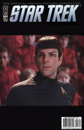 IDW Star Trek 2009 Movie #3RI