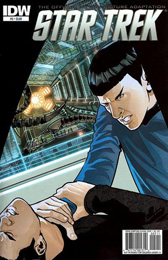 IDW Star Trek 2009 Movie #5