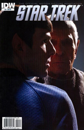IDW Star Trek 2009 Movie #5RI