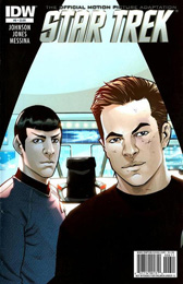IDW Star Trek 2009 Movie #6