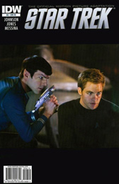 IDW Star Trek 2009 Movie #6RI
