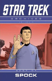 IDW Archives - Mr. Spock