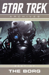 IDW Archives - The Borg