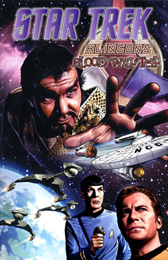 IDW Star Trek Klingons Blood Will Tell TPB