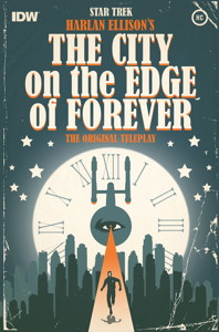 IDW Star Trek: The City on the Edge of Forever HC