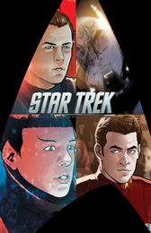 IDW Star Trek movie Adaptation TPB