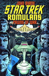 IDW Star Trek Romulans Pawns of War TPB
